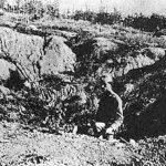 9.Мински кратер на Еминовим водама, септембар 1914.