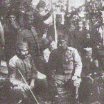 20.Командант и штаб Дринске дивизије 1. позива на Гучеву, септембра 1914.