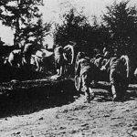 23.Гучево, септембра 1914. Артиљерија на коти 708.