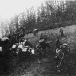 25.Брдска артиљерија на Гучеву