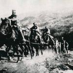 26.Артиљерија излази на Гучево