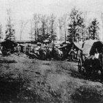 35.Пољска болница на Гучеву, септембра 1914