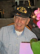 Curtis Diles, 88. September 21, 2013 Photo courtesy of daughter Diane Diles Hammond