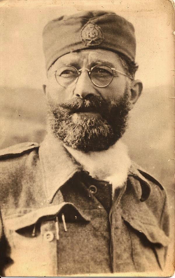General Draza Mihailovich WWII