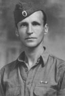 Жарко Тодоровић у униформи француске Легије странаца