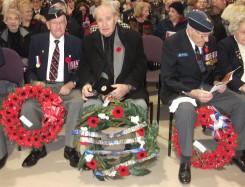 Remembrance Day Canadian Warplane Heritage Museum Nov. 11, 2013 by Marko Petko (1)