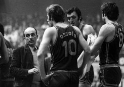 Александар Николић као кошаркашки тренер