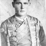 Четник Душан са Козјака, вероватно припадник Првог вардарског корпуса