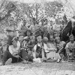 Четници 1. топличке бригаде из Блаца и околних села