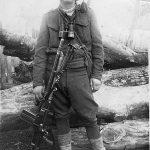 Милован Каличанин из с. Стубал код Блаца, четниик 1. топличке бригаде. Стрељан од комуниста 6. јануара 1946. у Нишу. Миловановог брата Аксентија комунисти су стрељали 1942. у Тодића забранима у Д. Јошаници. Брата Арсенија стрељали су му у Гргуру 1945, а брат Душан умро је од тифуса, 1945. код Модриче. Милован се светио комунистима. У Блацу је ликвидирао њихове функционере Ратомира Ђурковића и Душана ''Колара''