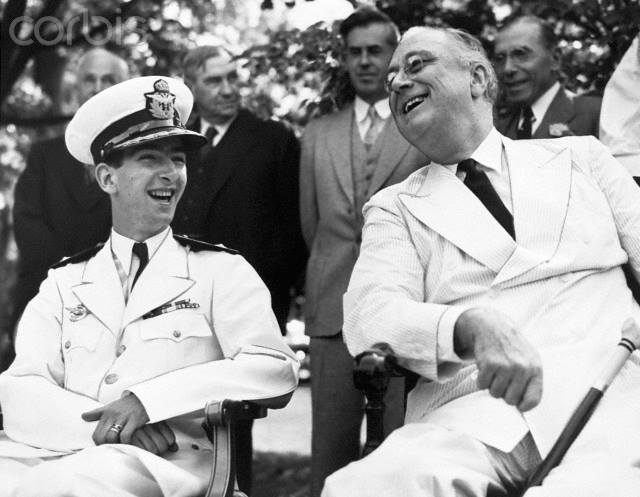 Kralj Petar i Ruzvelt