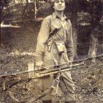 Драгослав Ђорђевић из Влакче, као четник Горске краљеве гарде. Комунисти су му убили мајку Јелицу и сестру Олгу. Њега су заробили лета 1945. На монтираном процесу у Тополи осуђен је на смрт. Мучен је и убијен у Капислани у Крагујевцу (на овом списку бр. 312)