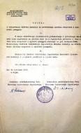 """Одлука """"Авноја"""" о формирању """"Државне комисије за утврђивање злочина окупатора и њихових помагача"""""""