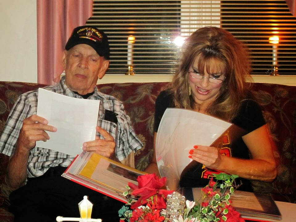 Curtis Diles 89th birthday celebration July 15, 2014. Courtesy of Diane Diles Hammond (6)