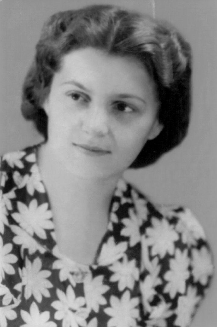 Милева Петровић