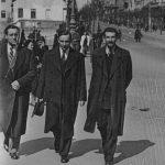 Предратни Београд: Милија је први с десна