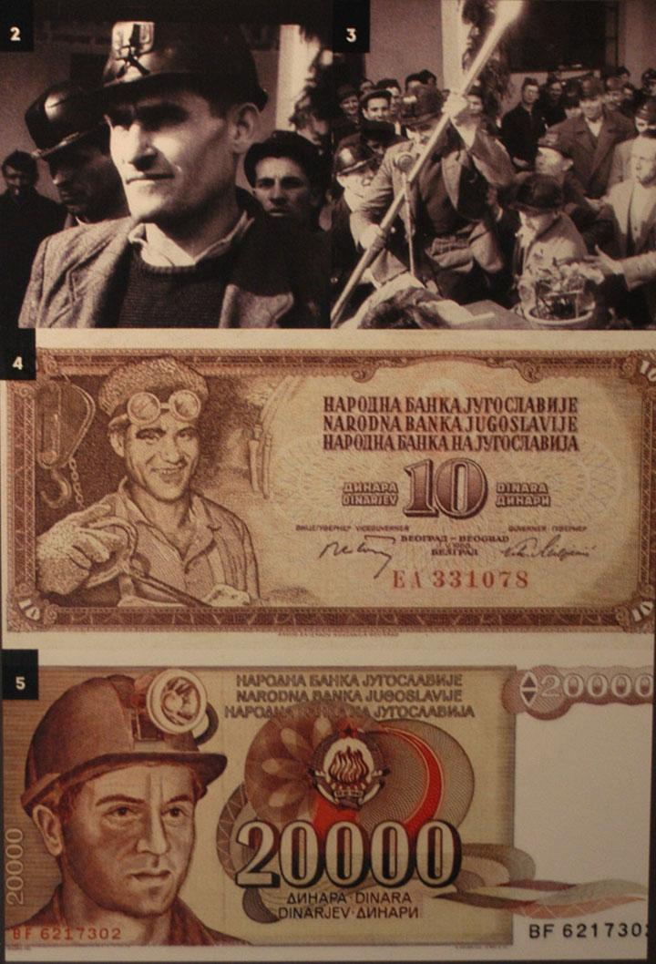 Алија Сиротановић на изложби наводно посвећеној злочинима комуниста