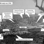 Половином септембра 1945. почело је пребацивање четника из Ћезене иФлорија у логорЕболи, крај истоименог места, 80 километара од Напуља, на југу Италије. У овом логору они ће остати до априла 1947. Шема логора објављена је у књизи Н. Лукића и о. Саше Радоичића ''Еболи логор 1945-1947. у фотографијама''(Сиднеј, Аустралија, 2011). Сем наведених јединица, у логору су се налазили и Дрински, 2. лички, Зетски и Жандармеријски пук, затимСамостални батаљон,Ваздухопловна група и Логорска полиција. Постојали су и штабови Врховне команде и Команде логора, Слагалиште Врховне команде, Штампарија Врховне команде, Радио станица, Културно-просветни савет, као и старешина породичног логора