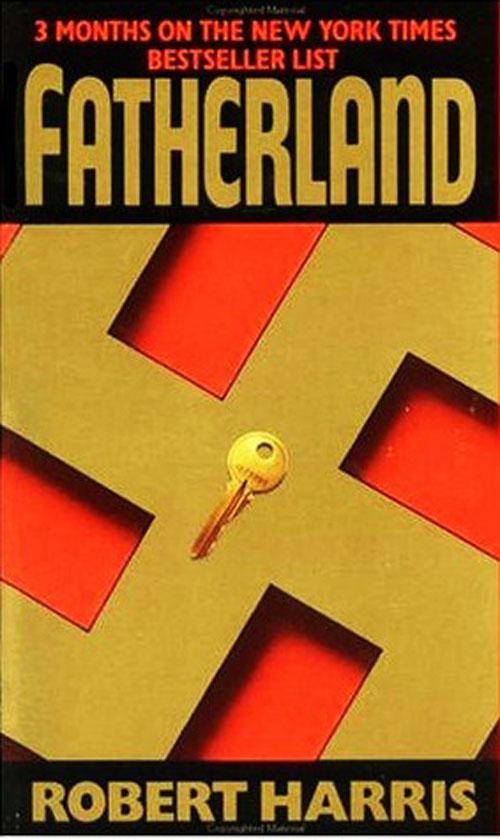 Inspiration: ''Fatherland''  by RobertHarris