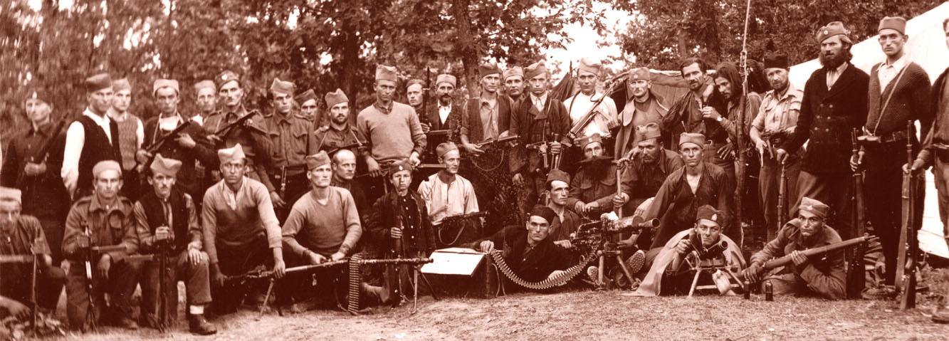 Победници: Једна јединица из састава 1. расинске бригаде