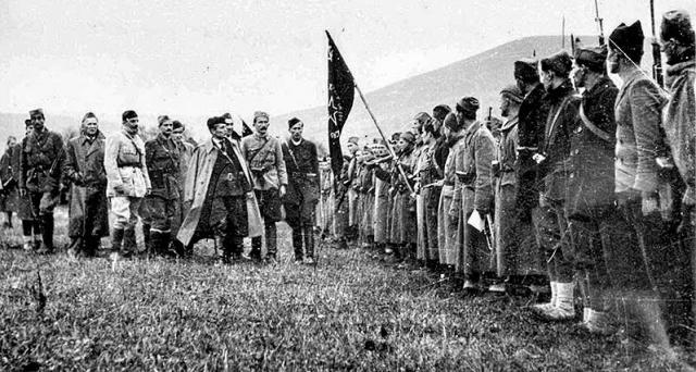 Родо, на Стаљинов рођендан 21. децембра 1941.