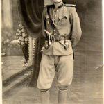 Активни гардијски потпоручник Душан Вучковић. Он потиче као и Пејановић из Требињске области Зупци. Заједно са Пејановићем био је један од првих организатора народног устанка у требињској околини.Један је од најспособнијих официра Требињске бригаде ЈВуО. Био је командант Зубачког батаљона Требињске бригаде ЈВуО. Погинуо је у борби са партизанима у Грачацу у Лици 1943. године