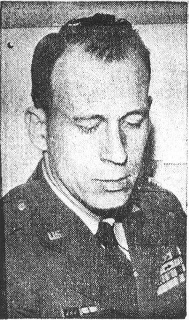 Lt. Col. James Inks 1921-2004