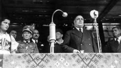 Митинг у Крагујевцу 1943: Недић и немачки крајскомандант