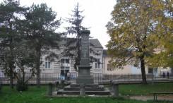 Шабац: Најстарији четнички споменик у Србији