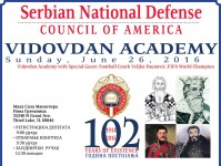 SND Vidovdan Announcement June 2016 English