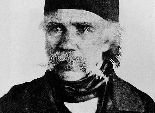Vuk Stefanovic Karadzic,reformator srpskog jezika.