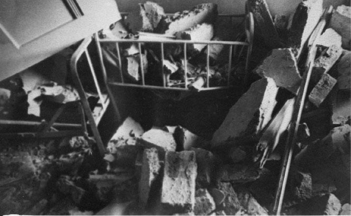Кревети у дечјој болници