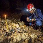 ГУБИЛИШТЕ Димитрије Мирко Ђелић у пећини где су откривени посмртни остаци стрељаних младића
