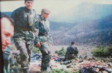 Припадници 125. моторизоване бригаде током ратних дејстава 1999. године на Косову иМетохији