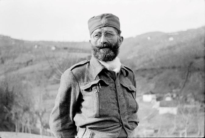 Дража Михаиловић (Фото: Александар Симић)